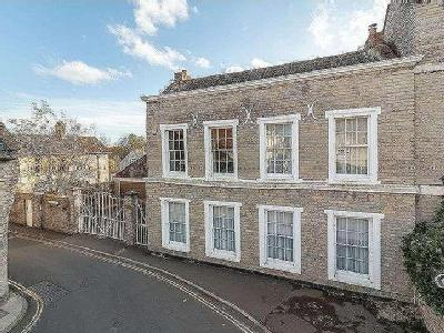 Market Place, Somerton, TA11 - Listed