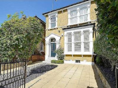Evering Road, London, E5 - Victorian