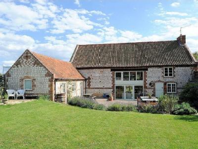 Property for sale, Ringstead - Garden