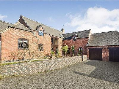 Property for sale, Twycross - Garden