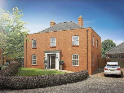 Off Coppice Hill - Double Bedroom