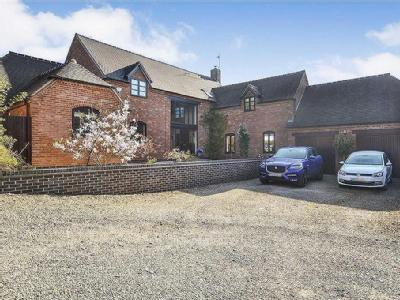 Property for sale, Twycross - Hot Tub
