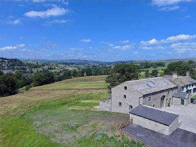 Hollin Hall, Trawden, Lancashire, BB8