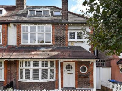 Compton Road, London SW19 - Detached
