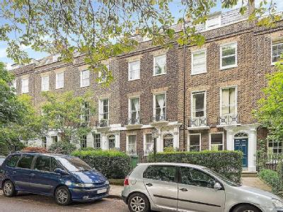 Grove Terrace, London NW5 - Listed