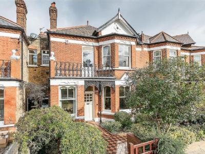 Idmiston Road, London SE27 - Garden