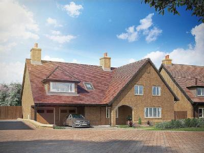 The Claremont at St Margaret's Park, Merry Hill Road, Bushey WD23