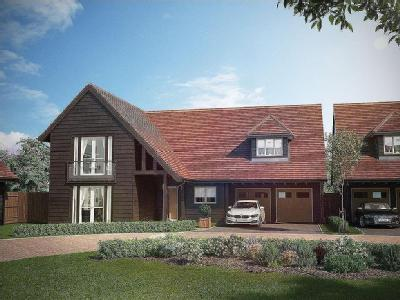 The Kensington at Merry Hill Road, Bushey, Hertfordshire WD23
