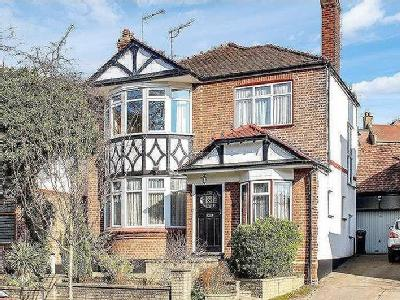 Grove Avenue, Muswell Hill, London, N10