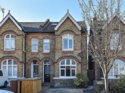 Upland Road, East Dulwich - Victorian