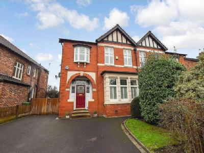 Barkers Lane, Sale, Greater Manchester, M33