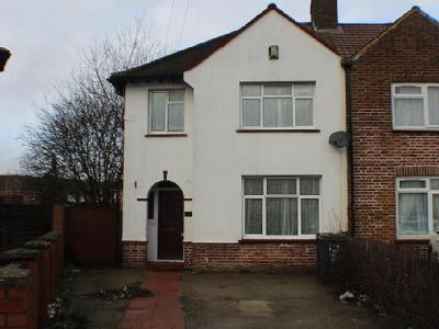 Dane Road, Southall, Middlesex, UB1
