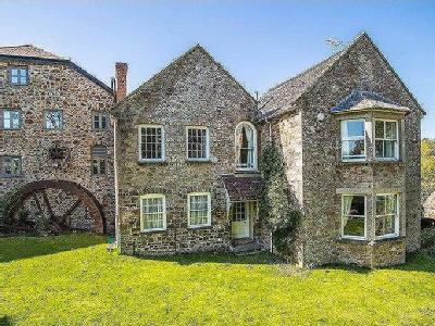 Newlands Mill, North Tawton - Listed