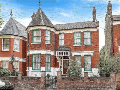 Stapleton Hall Road, Crouch End, London N4
