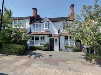 The Chine, Winchmore Hill N21 - Patio