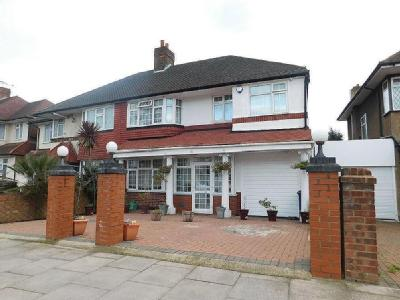 Thorncliffe Road, Norwood Green, Southall, Middlesex UB2