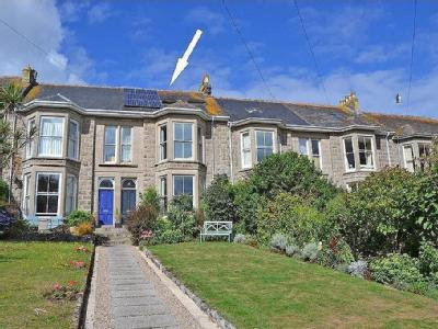 Albany Terrace, St Ives, Cornwall, TR26