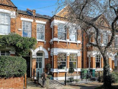 Bellevue Road, London SW13 - Terraced