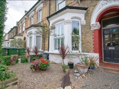 Delafield Road, London SE7 - Terraced