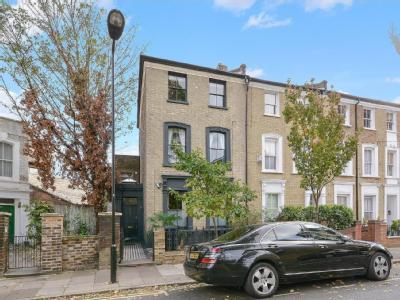 Horton Road, Hackney E8 - Terraced