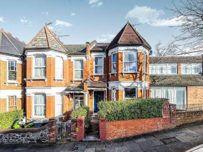 Outram Road, Alexandra Palace N22