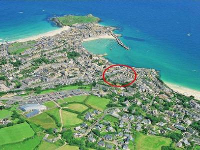 Sea View Terrace, St Ives, West Cornwall, TR26