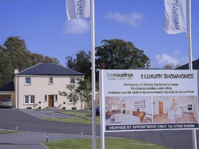 Plot 4 The Steadings, Sundrum Castle Estate by Ayr, KA6