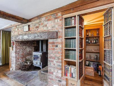 House for sale, Breamore - Victorian