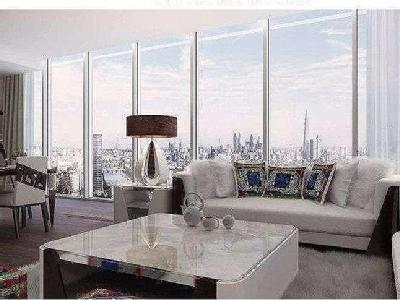 House for sale, Damac Tower - Modern
