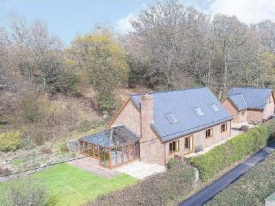 Property for sale, Godshill - Garden