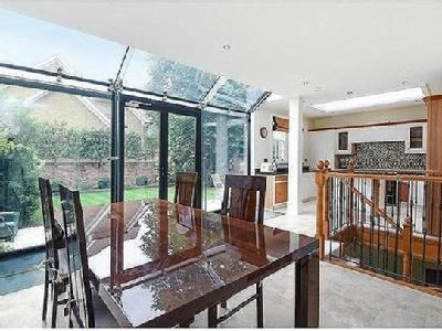 House for sale, North Oxford - Garden