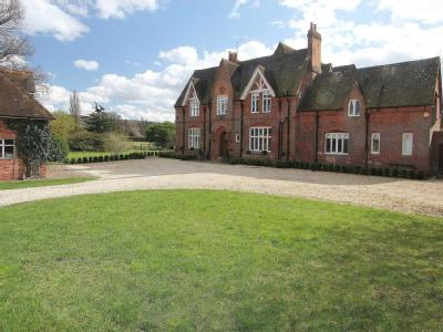 The Old Rectory Tidmarsh - Reception