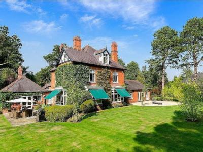 Leander, 34 Horncastle Road, Woodhall Spa, Lincolnshire, LN10