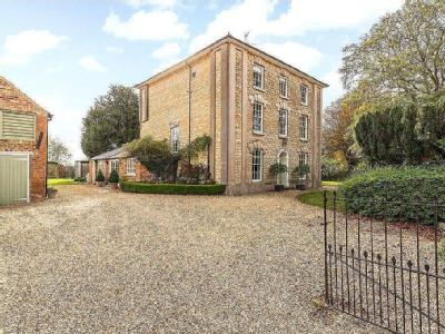 The Old Rectory, West Street, Folkingham, Sleaford, NG34