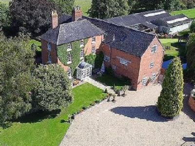 Mill House, Cornmill Lane, Tutbury, Staffordshire DE13