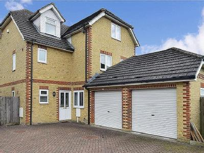 Broom Hill Road, Strood, Rochester, Kent