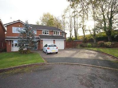 Oak Hill Close, Wigan, WN1 - Garden