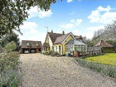 Warborne Lane, Portmore, Lymington, Hampshire, SO41