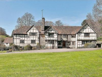 Wigmore, Nr Ludlow, Herefordshire