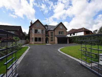 Hale Road, Hale Barns - Detached, Gym