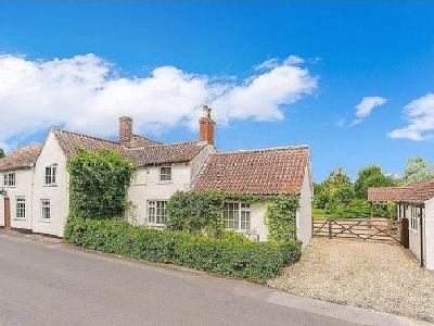 Goulceby - 6 bed det house, 1 bed annexe & gardens 1 acre (sts)