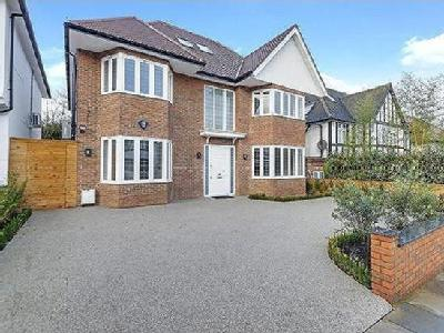 Sherwood Road, London, NW4 - Detached