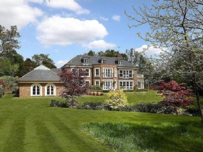 Keepers Walk, Wentworth Estate, Virginia Water, Surrey, GU25