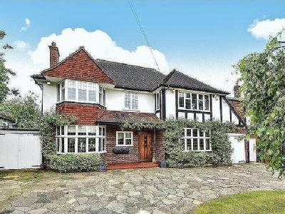 House for sale, SOUTH CHEAM - Garden