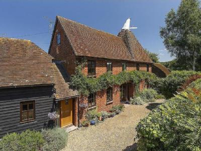 The Barn And Oast, North Lane, Boughton-under-Blean