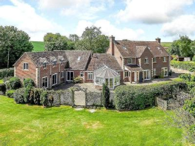 Coombe Lane, Enford, Pewsey, Wiltshire