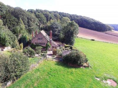 Wormsley, Hereford - Grade II, Garden