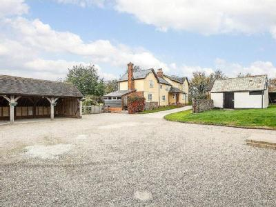 Thaxted Road, Little Sampford, Saffron Walden, CB10