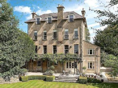 Lansdown Road, Bath, BA1 - Detached
