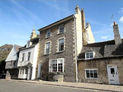 St. Peters Street, Stamford, Lincolnshire